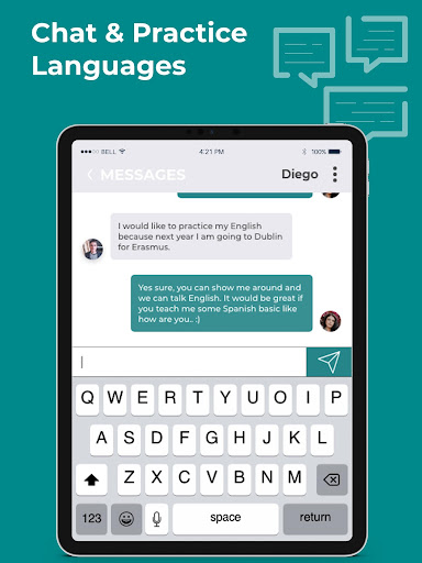 New International Friends- Meet - Languages: LEEVE 3.2.6 7