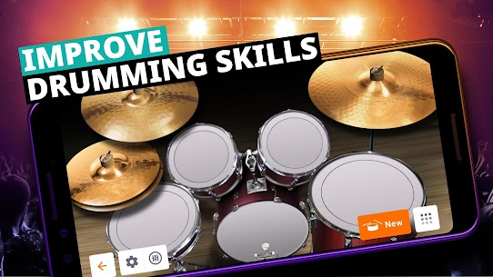 Drum Set Music Games & Drums Kit Simulator 3
