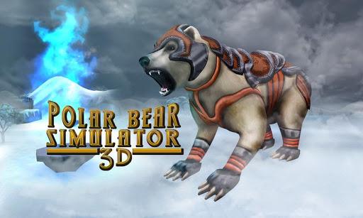 Polar Bear Simulator 3D