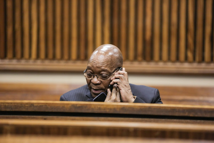 In a letter to the Zondo Commission, Jacob Zuma's attorney Daniel Mantsha says the statements given by former deputy finance minister Mcebisi Jonas, former ANC MP Vytjie Mentor and Themba Maseko do not contain evidence that he violated the law.