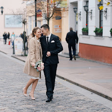 Wedding photographer Vladimir Sevastyanov (Sevastyanov). Photo of 09.11.2017