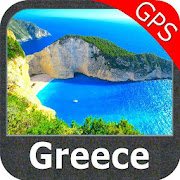 Greece GPS Nautical and Fishing Charts