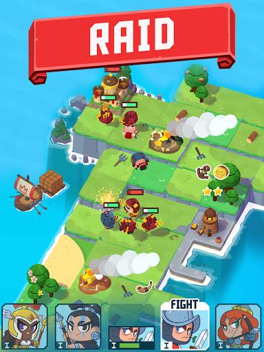 Merge Stories - Merge, Build and Raid Kingdoms! painmod.com screenshots 13