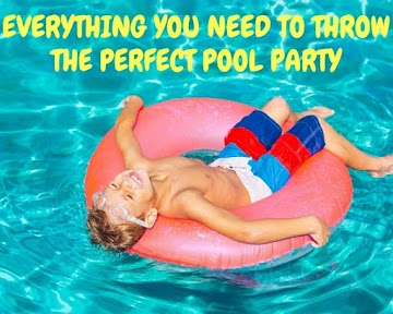 Everything You Need to Throw the Perfect Pool Party
