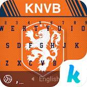 KNVB Official keyboard theme