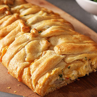 Crescent Roll Cheesy Chicken