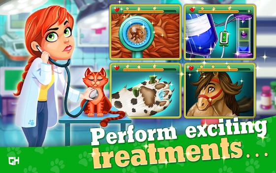 Dr. Cares - Pet Rescue 911 🐶