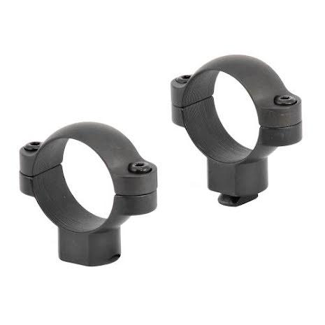 Leupold 30mm STD Low Ringar #51718