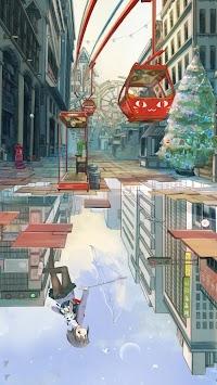Minasan Anime Wallpaper  F F  A Poster