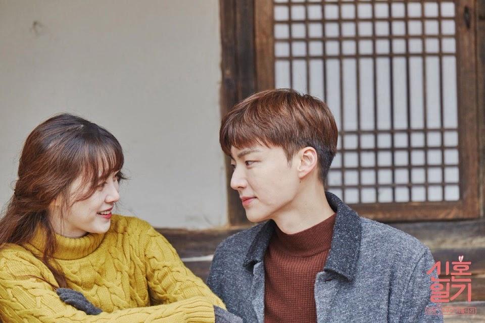 Ahn jaehyun - Goo hye sun