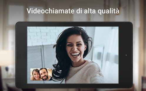 Google Duo: videochiamate di alta qualità Screenshot