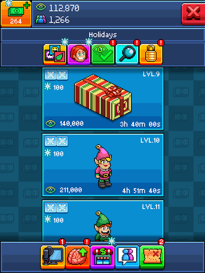 how to find a tuber simulator id