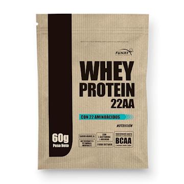 Proteína Funat Whey Con 22