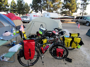 Photo: (Year 3) Day 32 - The Awful Campsite in San Diego #2