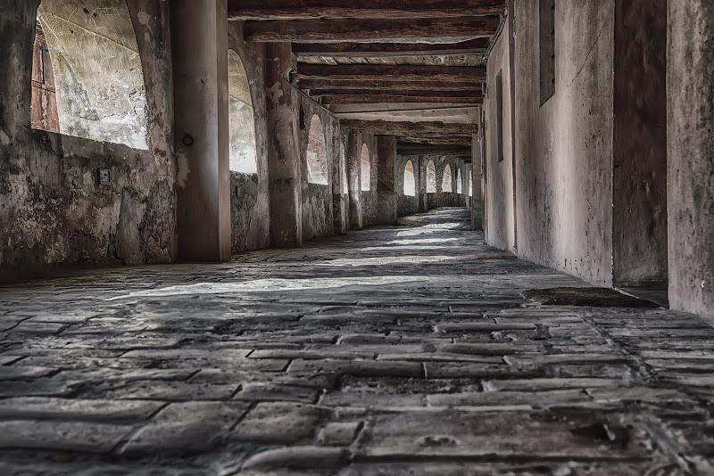 Brisighella ...la storica via degli asini... di Gianva
