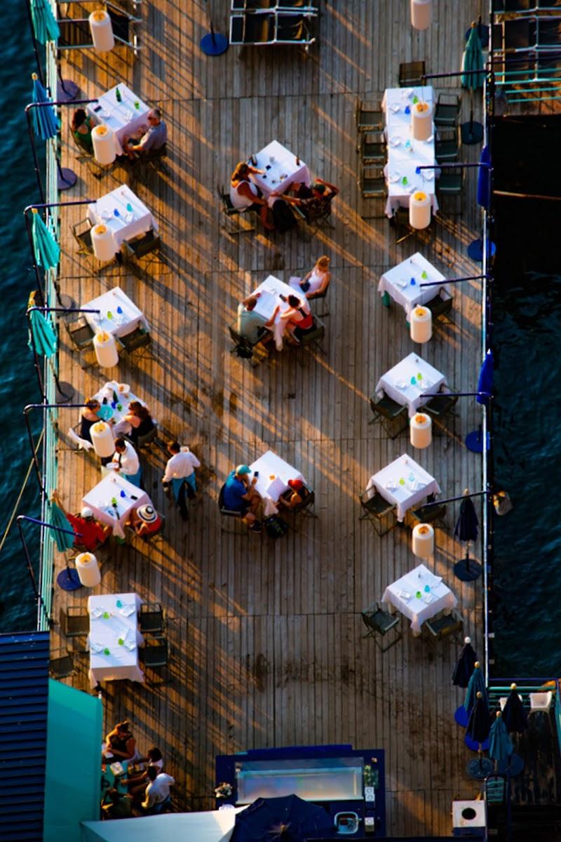 Cena sul mare di Alduccio
