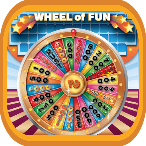 Wheel of Fun-Wheel Of Fortune (game)