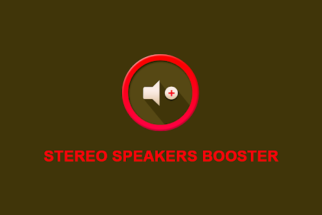 Stereo speakers booster - náhled