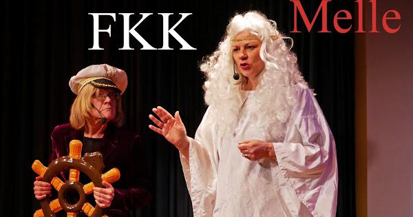 kfd FKK FrauenkabarettKrefeld in St. Matthäus Melle