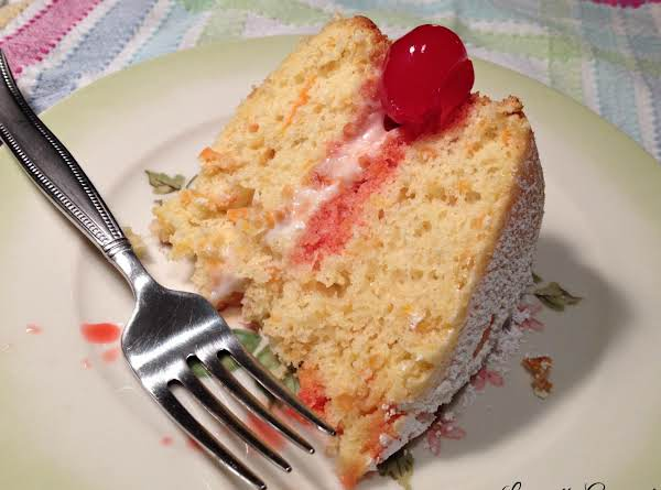 Simple Cake With Sobieski Black Cherry Vodka Recipe