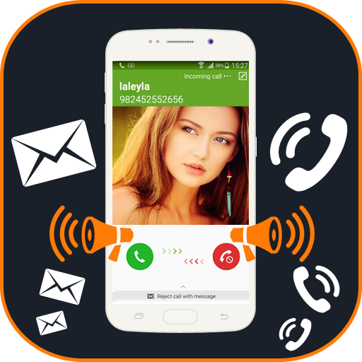 Caller Name Talker - FREE