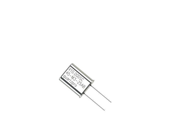 Quartz Crystal 25.600 MHz  SC HC-45/U 3rd overtone  CL 18pF