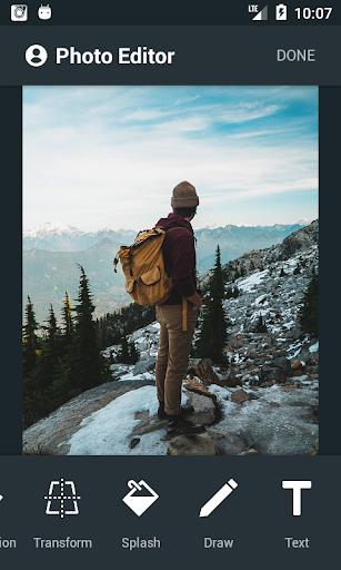 Photo Editor Pro (free image editor) 2.5 screenshots 6