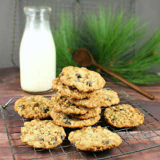 Old-Fashioned Oatmeal Raisin Pecan Cookies.