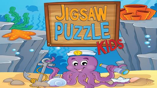 Ocean Manina Puzzle Jigsaw Kid