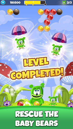 Gummy Bear Bubble Pop - Kids Game apktram screenshots 4