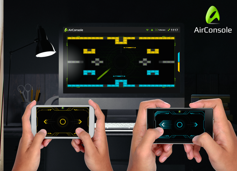 AirConsole for AndroidTV- screenshot