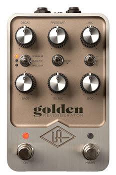 Universal Audio Golden Reverb