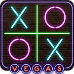 Tic Tac Toe - Vegas Icon