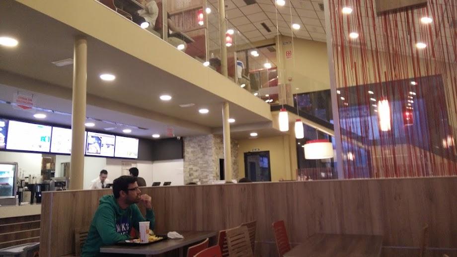 Foto Burger King 1