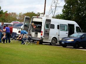 Photo: Sprinter being put to good use.       2013-1116 RPW