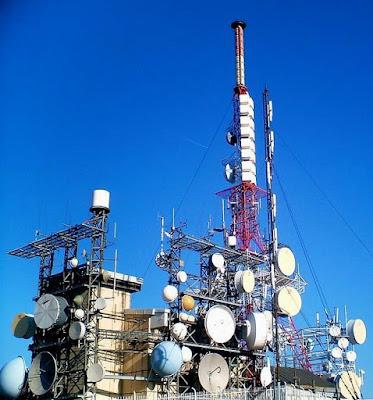 Geometrie dell'antene radiotelevisive di BINGA-BONGA