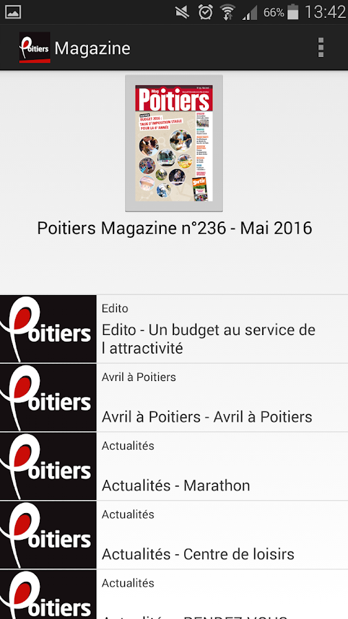 Poitiers- screenshot