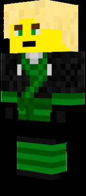 Im green ninja