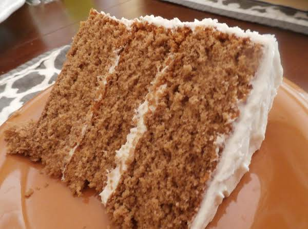 Vanilla Bean Frosting On A 1930's Chocolate Cake Recipe