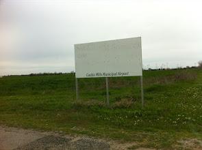 Photo: Caddo Mills Airport