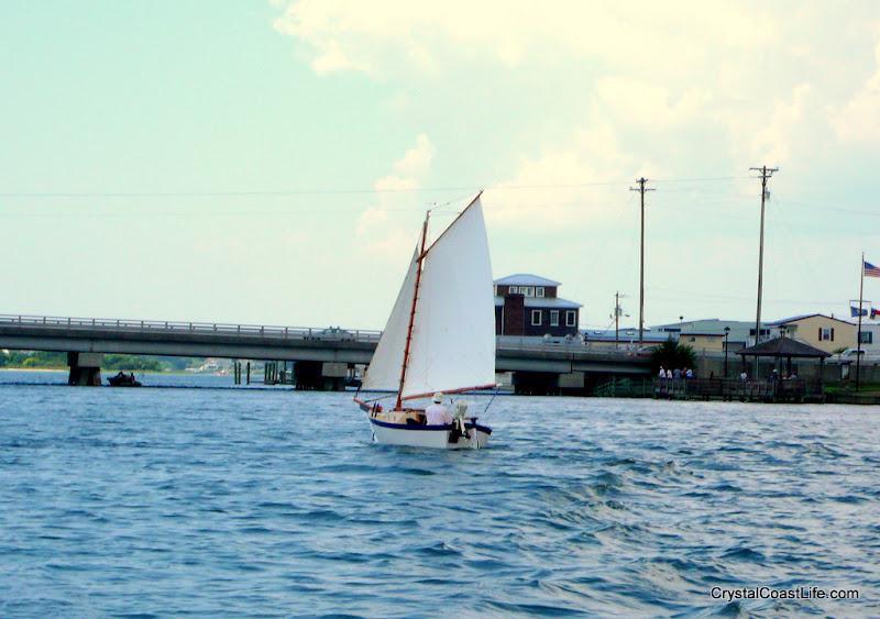 Photo: White Oak Sailboat