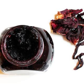 Sugar-Free Hibiscus (Rosella) Jam