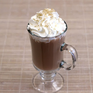 Irish Coffee Drink.