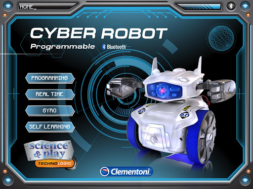 cyber robot screenshot 1