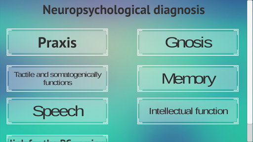 Neuropsychology Pro screenshot for Android