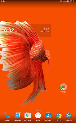 Betta Fish 3D screenshot 11