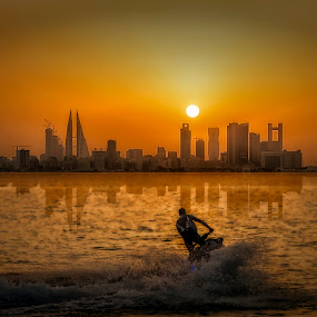 The Jet Ski by Khaled Noaman - Sports & Fitness Watersports