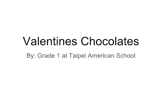 Valentines Chocolates Coding Game