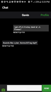 NavaFit - Find a workout buddy- screenshot thumbnail