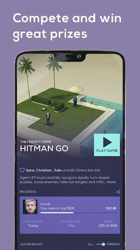 Hatch Cloud Gaming screenshot